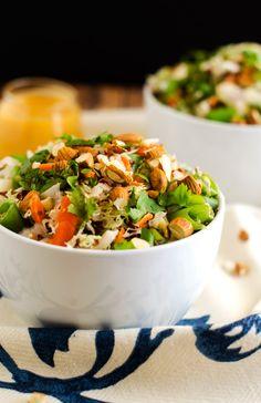 Crunchy Asian Quinoa Salad - Cooking Quinoa