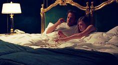 Stephen Dorff and Elle Fanning in Somewhere (2010) / Sofia Coppola