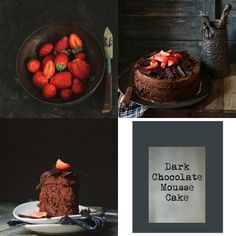 Tips on food photography choclate