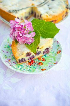 Пирог с виноградом / Torta all'uva | Элла Мартино Рецепты Кулинарные туры Итальянская кухня