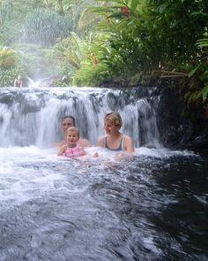 Soak in Olympic Hot Springs (Sol Duc Hot Spring)