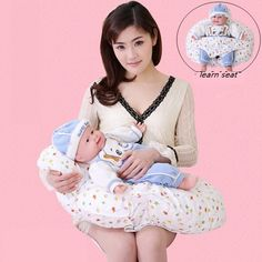 Cheap cushion floor, Buy Quality pillow flower directly from China pillow dresses Suppliers: Multifunction Nursing Pillow baby learn seat Infant Breastfeeding Pillow Baby Cuddle-U Protect Mummy Waist Suppor Breastfeeding Pillow, Pillow Dress, Nursing Pillow, Baby Learning, Cuddle, Children, Kids, Infant, Baby Bedding