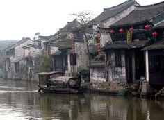 water village near Suzhou, China