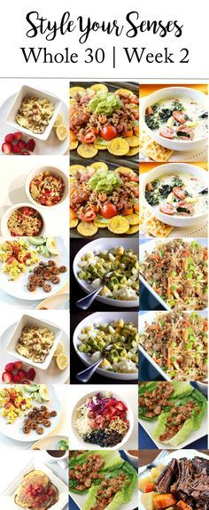 A full Whole 30 Week 1 Update with the good, the bad and the ugly sides of the plan, along with a full Week 2 Meal Plan and some tips. paleo lunch whole 30 Whole Foods, Whole 30 Diet, Paleo Whole 30, Whole Food Recipes, Whole30 Beef Recipes, Recetas Whole30, Diet Recipes, Healthy Recipes, Whole 30 Menu