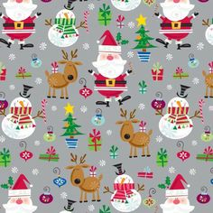 Vintage Christmas Wrap- this is the cutest