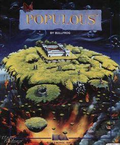 Atari ST Games - Populous