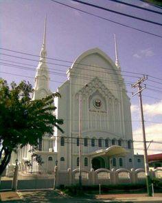 Iglesia ni Cristo Chapel along National Road, Putatan, Muntinlupa City