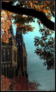 https://flic.kr/p/3opUka | Vyšehrad - Prague, Czech Republic | Kapitulní chrám sv. Petra a Pavla, Vyšehrad, Praha, Česká Republika ---------------------------------------------------------------------------------------------- The Capitular Church of SS Peter & Paul, Prague, Czech Republic