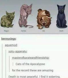 Cats of the Apocalypse
