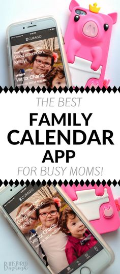 The Best Family Calendar For Busy Moms And Their Kids At B