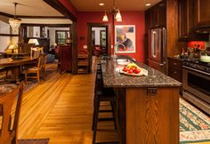 Bungalow remodel - craftsman - kitchen - other metro - Arbuckle Design Builders, LLC