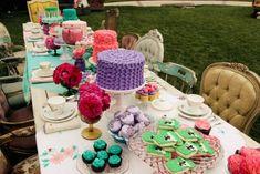 Alice In Wonderland Theme Party   alice in wonderland