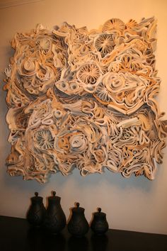 Salvaged Book Sculpture by nickliovich on Etsy, $900.00. Beautiful!!