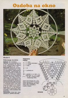 Risultati immagini per diagramme filet crochet Motif Mandala Crochet, Crochet Tree, Crochet Doily Patterns, Crochet Chart, Thread Crochet, Filet Crochet, Crochet Designs, Crochet Doilies, Knit Crochet