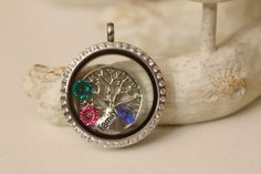 Tree of Life Birthstone Family - by Little One Treasures Tree Of Life, Birthstones, The Incredibles, Bling, Jewelry, Jewlery, Birth Stones, Jewels, Jewerly