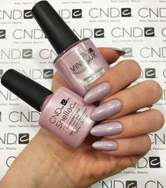 Lavender Lace Lavender Lace The post Lavender Lace appeared first on ulrike. Opi Gel Nails, Shellac Nail Colors, Manicures, Cnd Colours, Gel Manicure, Gorgeous Nails, Pretty Nails, Nail Effects, Bright Nails