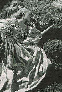 Jean Cocteau's La Belle et La Bete (1946), magical!