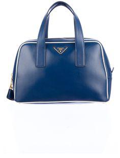 Classic: Prada Handle Bag.