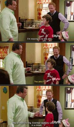 1000 images about modern family on pinterest modern for Modern family dunphy house decor