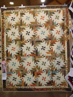 'State of Grace' pattern, by Cozy Quilt