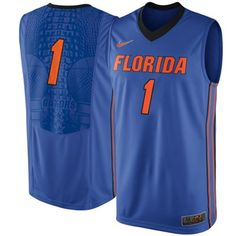 Nike Florida Gators Elite Basketball Jersey