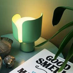 Fontana Arte Blom Table Lamp