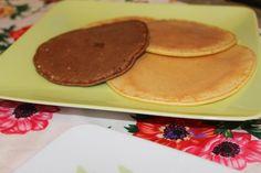 Leo & Poldo: Pancakes senza glutine con farine naturali