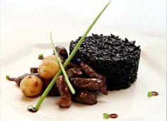 Forbidden Rice (Black Rice)