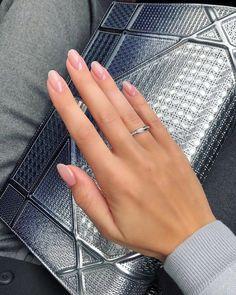 Face en Vogue on Instagram: Anastasia Leng.d Nail Gabor Fodor.ru #gelnails - Gel nails - #Anastasia #Face #Fodorru #Gabor #Gel #Gelnails #gelnails #Instagram #Lengd #nail #nails #Vogue #AcrylicNailsForSummer French Nails, Almond Nails French, Natural Almond Nails, Short Almond Nails, Neutral Nails, Nude Nails, Coffin Nails, Shellac Nails, White Nails