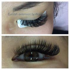 Азиатские глазки . D curl