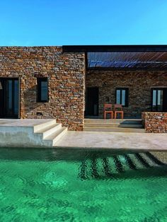 Incredible Stone Facade Design to Spike up Design of Buildings