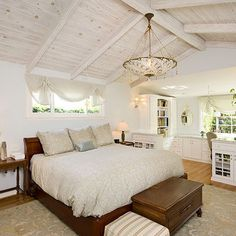 Cathedral Ceiling Bedroom Decor Design Pictures Remodel Decor And Ideas