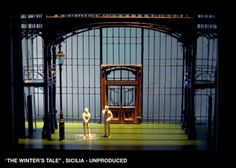The Winter's Tale - By: William Shakespeare Set Design by: Andrew Boyce
