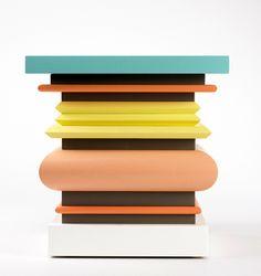 Work & title by Ettore Sottsass Folkert