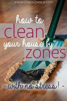Do you need a plan for cleaning your house month by month? Are you overwhelmed…