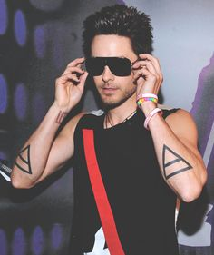 Oh how I love Jared Leto <3