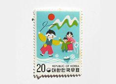 Korean stamps