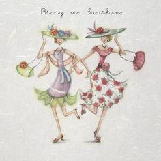 Cards » Bring me Sunshine » Bring me Sunshine - Berni Parker Designs