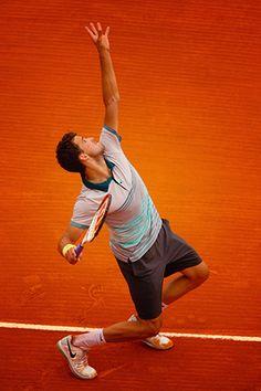 Grigor Dimitrov #ATP #montecarlo #tennis @JugamosTenis