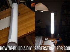 """How To Build A DIY """"SaberStrip"""" For $30"""