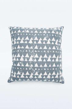 Anaise Geo-Block Cushion - Urban Outfitters