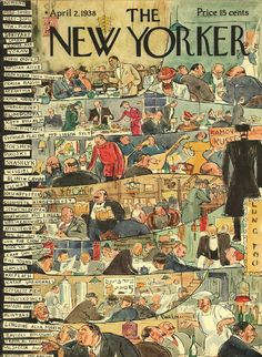 The New Yorker April 2 1938 - EphemeraForever.com