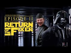 Star Wars : Episode II : Return of the Fixer (with Christopher Pyne) - #auspol
