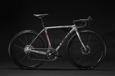 WATERLOO, Wis. (BRAIN) —Trek Bicycle has unveiled a custom paint scheme that highlights the personality and talents of Trek-Segafredo star, John Degenkolb. The company hasalso announced a new model, theDomane SLR Race Shop Limited Disc, which features the company's Pro Endurance geometry, which has a longer, lower position than Trek's Endurance geometry.