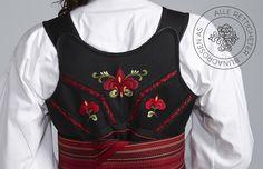 Beltestakk fra Telemark - BunadRosen AS Tank Tops, Tattoos, Norway, Women, Fashion, Moda, Halter Tops, Tattoo, Fasion