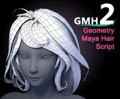 Geo Maya Hair 2