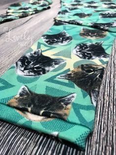 Kitty leggings    Leggings • custom • soft • double brushed polyester • pants • cats  Mylovelymuse.etsy.com