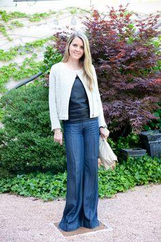 Elisa Espejo, redactora de moda de TELVA.