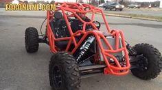custom homemade off road buggy - YouTube