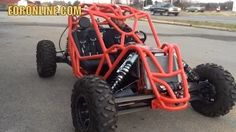 custom homemade off road buggy - YouTube